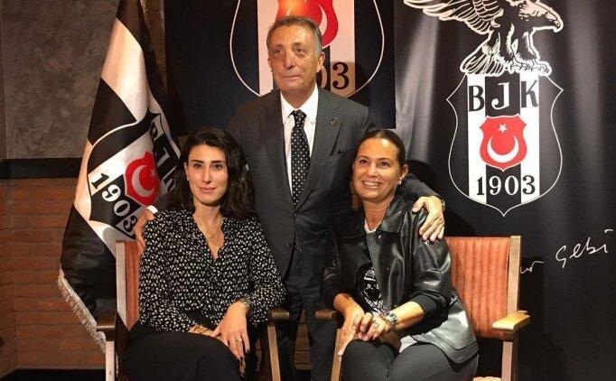'Beşiktaş'a başkan olduğu için şikayet etme lüksüm yok'