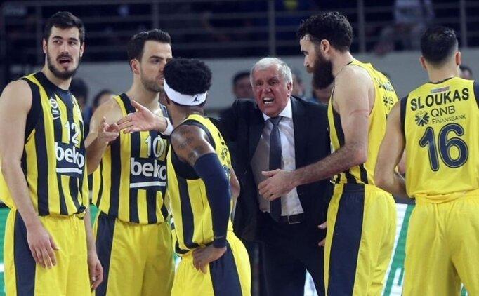 Fenerbahçe'nin rakibi bu kez Real Madrid
