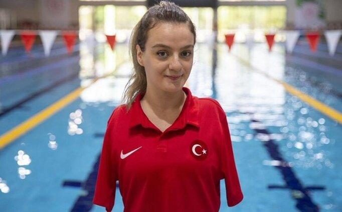 Şampiyon yüzücü Sümeyye Boyacı'nın olimpiyatlarda hedefi altın madalya