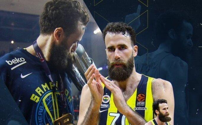 Fenerbahçe'de Datome resmen ayrıldı! İşte Datome'nin veda sözleri