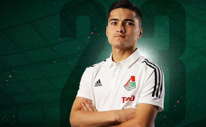 Jasurbek Jaloliddinov: 'Beşiktaş, beni transfer etmek istedi'