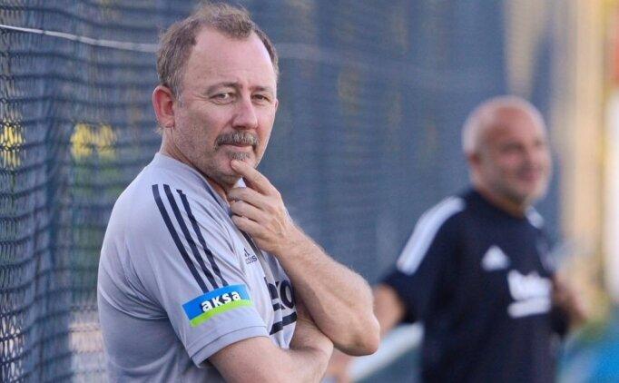 Sergen Yalçın, UEFA Avrupa Ligi'nde de yok!