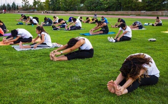 Yoga için büyük adım; International Yoga Olympic Committee kuruldu!