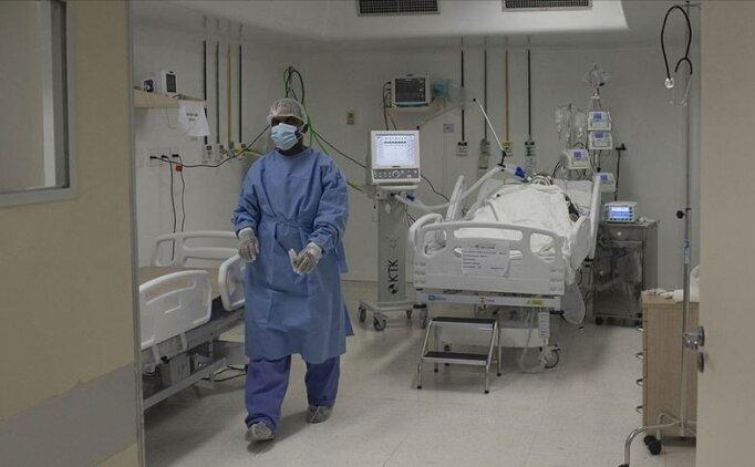 Tedavisi süren Kovid-19 hasta sayısı 3,5 milyonu aştı