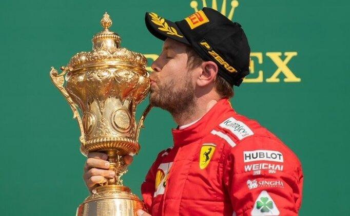 Sebastian Vettel, Ferrari'den ayrılıyor