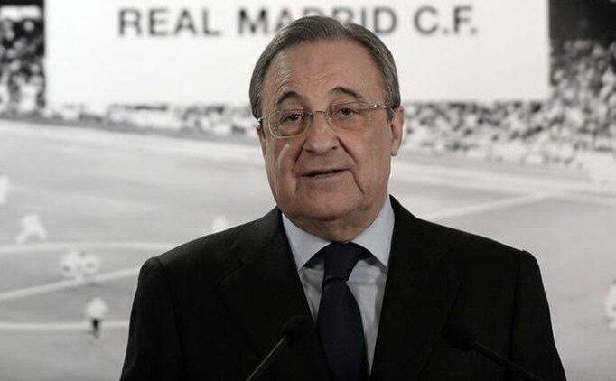 Mustafa Cengiz: 'Florentino Perez'e de sorduk, R.Madrid'de de durum aynı'