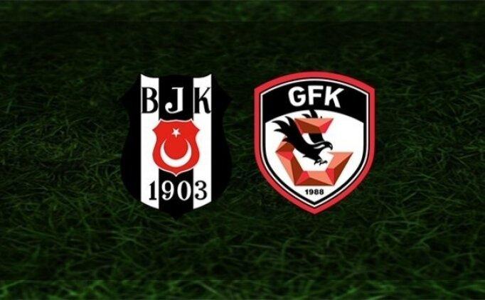 Beşiktaş Gaziantep FK maçı canlı şifresiz izle (bein sports 1 izle)