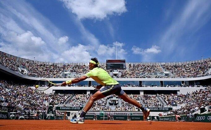 Roland Garros seyircisiz oynanabilir