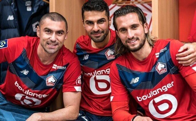 Lille'de Türkler'in gol katkısı 20 Süper Lig takımından fazla!