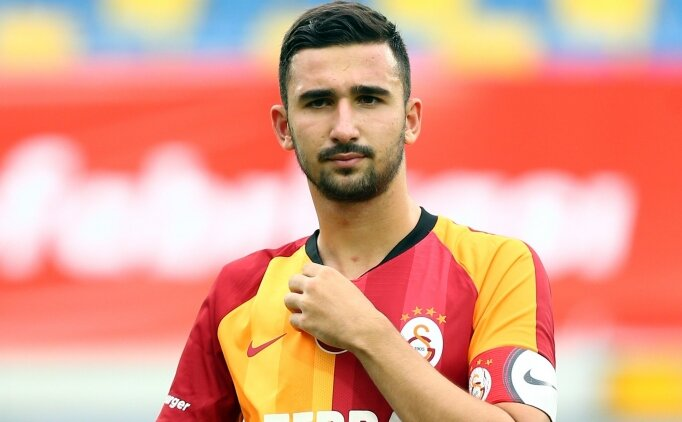 Emin Bayram: 'Galatasaray'da kalıcı olmak istiyorum'