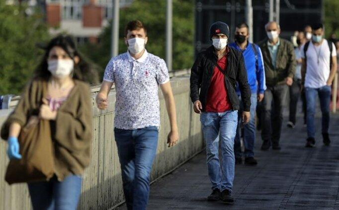 Türkiye genelinde 25 ilde maske takma zorunluluğu getirildi