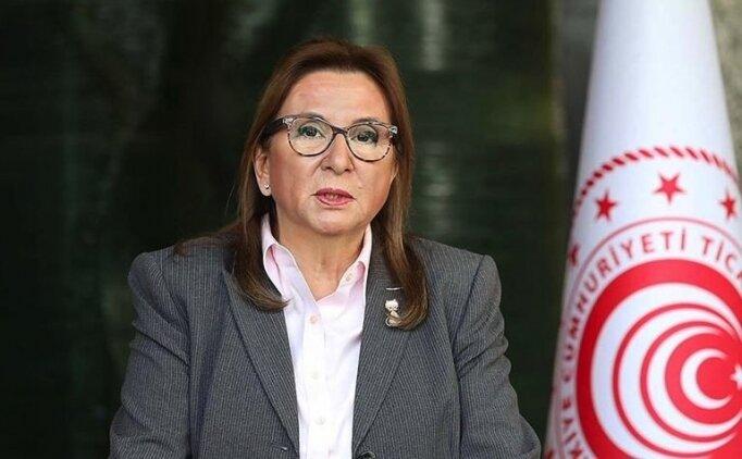 Ticaret Bakanı Pekcan: 'Solunum cihazı ihracatı ön izne bağlandı'