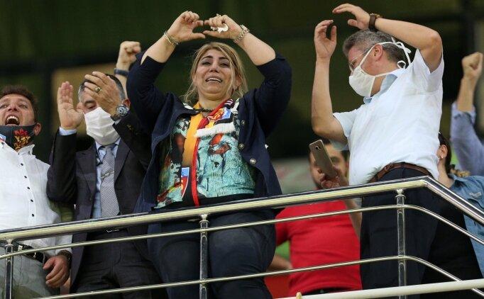 Berna Gözbaşı: 'Kayserispor bir daha düşmeyecek!'