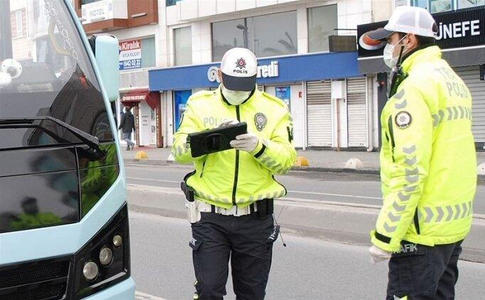 İstanbul'da 90 kişiye idari para cezası uygulandı