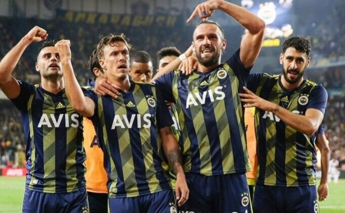 Gazişehir - Fenerbahçe muhtemel 11'ler