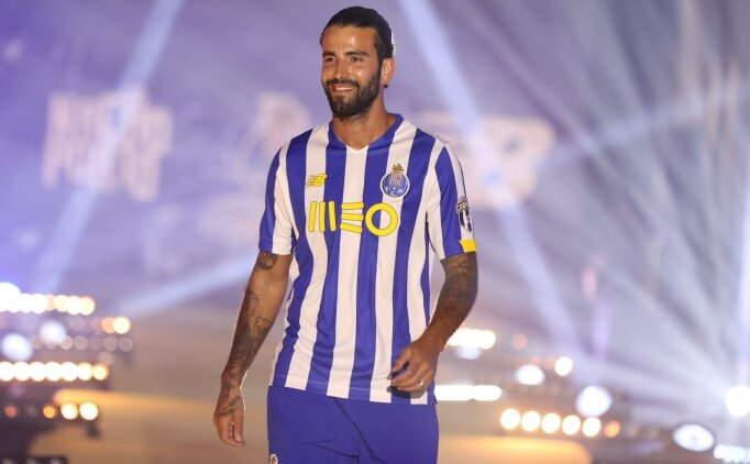 Galatasaray'da Sergio Oliveira için transfer kararı