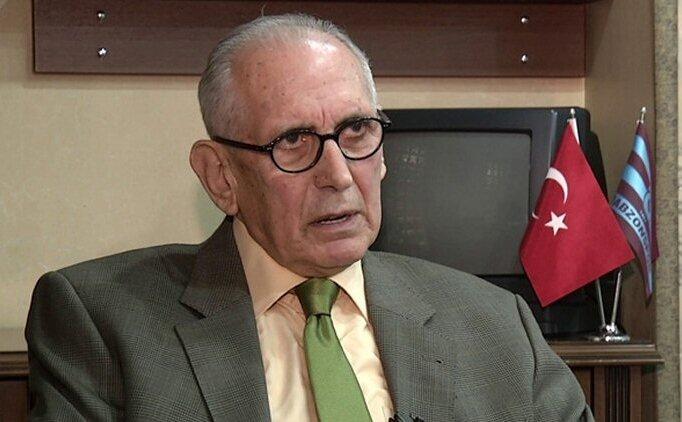 'Üç büyükler Osmanlı döneminde kurulmuş, Trabzonspor ise cumhuriyet çocuğu'