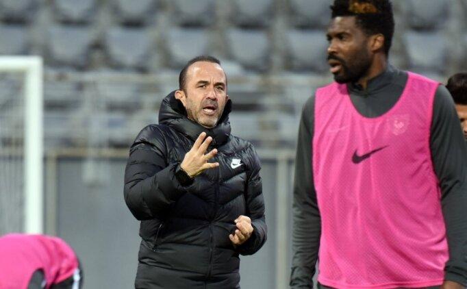 Mehmet Özdilek: '3 transfer yapmamız lazım'