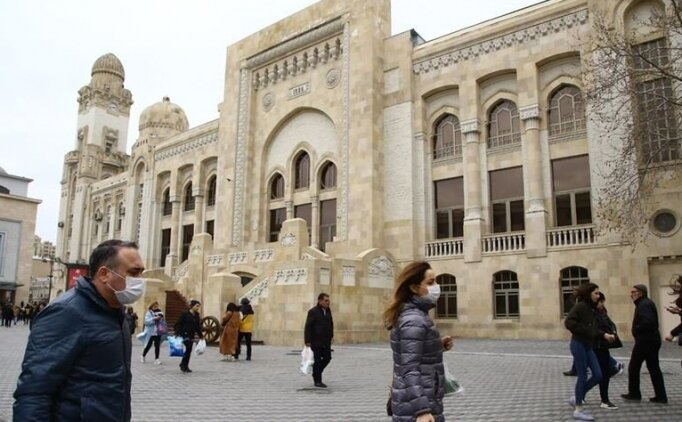 Azerbaycan'da koronavirüsten ikinci ölüm