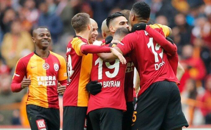 Galatasaray ve Trabzonspor galibiyetle başladı