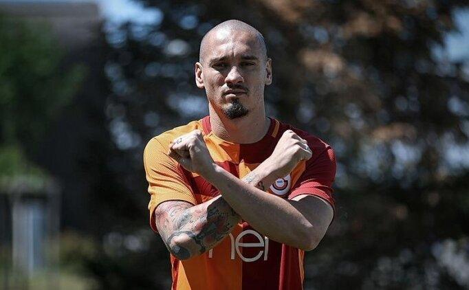 Galatasaray'da kriz sona erdi: Maicon gönderildi!