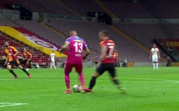 Galatasaray - Göztepe maçında goller VAR'a takıldı