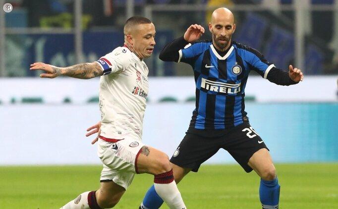Lukaku yine coştu, Inter rahat turladı