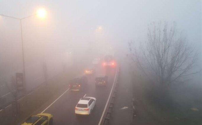 (25 Ekim gecesi İstanbul'da etkili sis haberi) - İstanbul'da yoğun sis var! İstanbul'da sis ne zaman kalkacak?