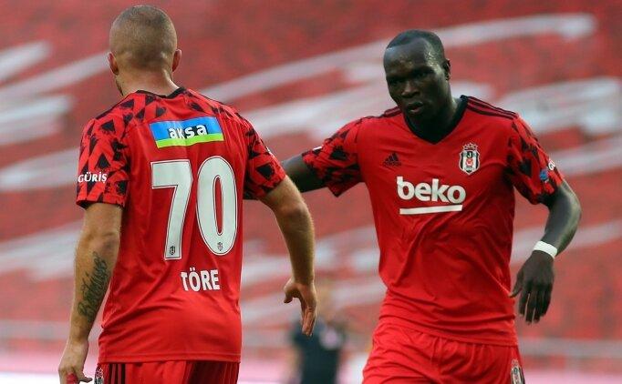 Beşiktaş'ta 8 yılda 9 isim önce gitti sonra geri döndü