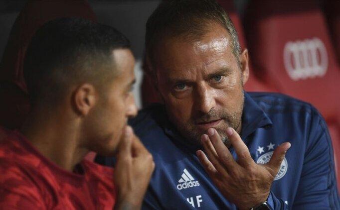Bayern Münih, Hansi Flick'in sözleşmesini uzattı