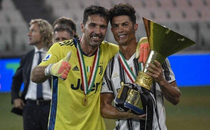Avrupa'nın bacasız fabrikası Juventus
