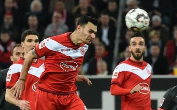 'Kaan Ayhan, 3 sene önce Galatasaray'a imza atmıştı'