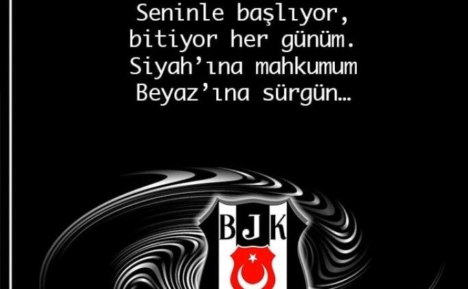 Anlamlı Beşiktaş mesajları sözleri, Resimli mesajlar HD Beşiktaş (12 Nisan Pazartesi)
