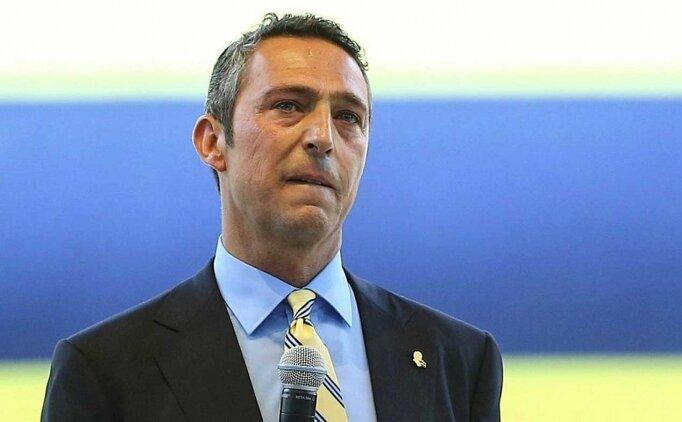 Ali Koç'tan Galatasaray, Trabzonspor ve TFF için olay açıklamalar