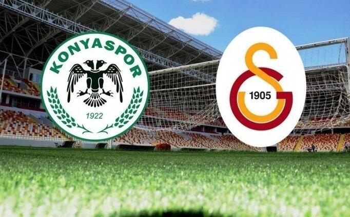 TRT RADYO 1 Konyaspor Galatasaray CANLI DİNLE