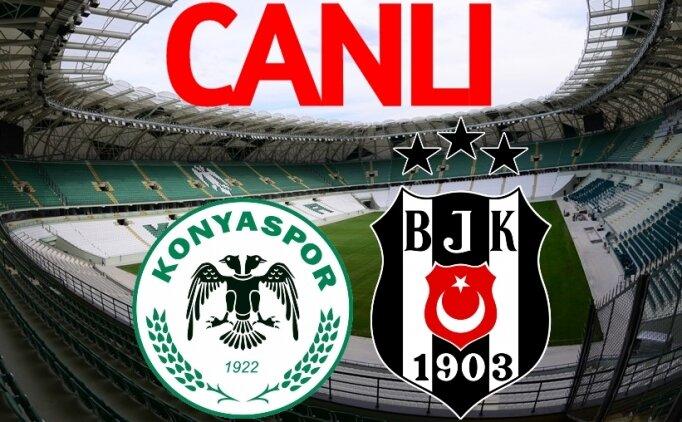 Konyaspor Beşiktaş bedava izle, Konyaspor Beşiktaş CANLI İZLE