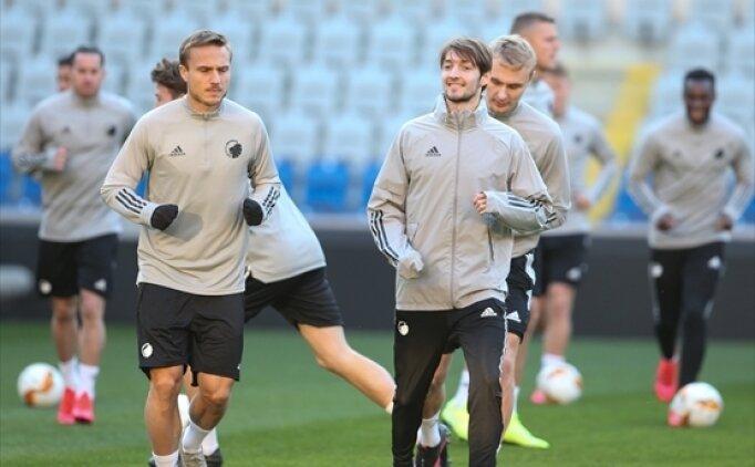 Başakşehir'in rakibi Kopenhag, liginde seyircili maçlara başlıyor