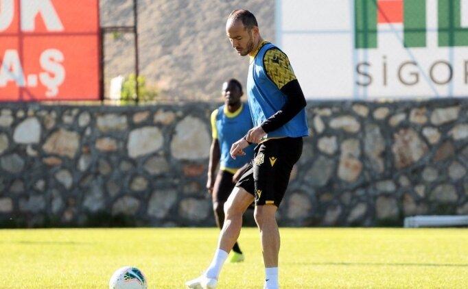 Yeni Malatyaspor'da Kasımpaşa maçı hazırlıkları sürüyor