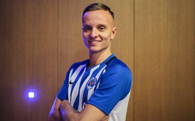 Kasımpaşa, Huddersfield'dan transfer yaptı