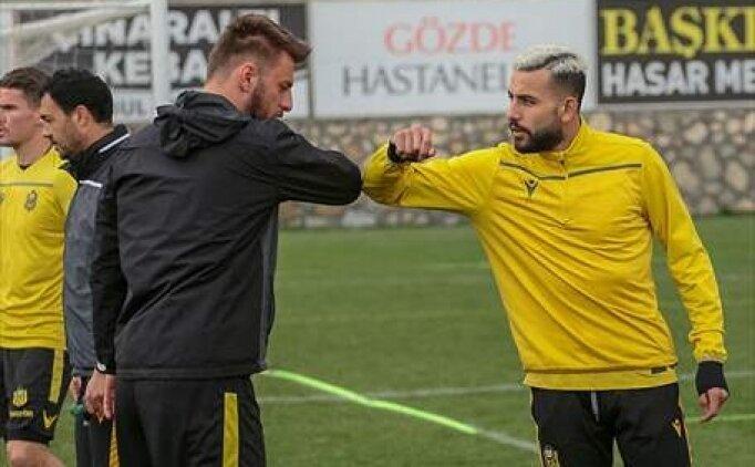 Yeni Malatyaspor Pazartesi topbaşı yapacak