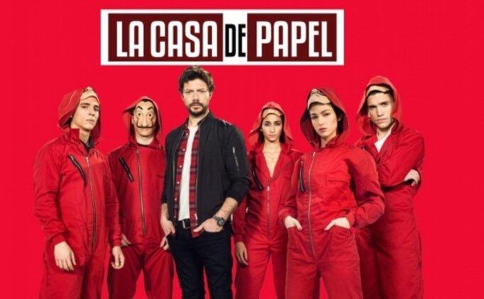 La Casa de Papel 5. sezon fragman, la casa de papel yeni bölüm