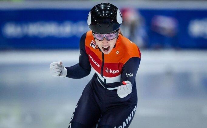 Sürat pateninde dünya şampiyonu Lara van Ruijven yaşamını yitirdi