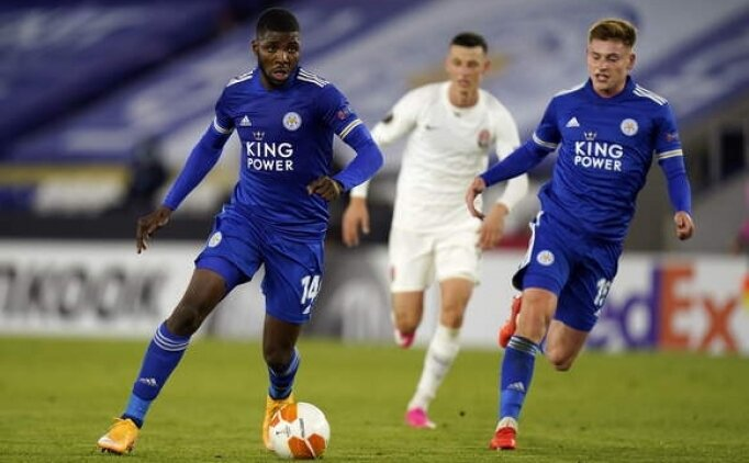 Iheanacho Leicester'a galibiyeti getirdi