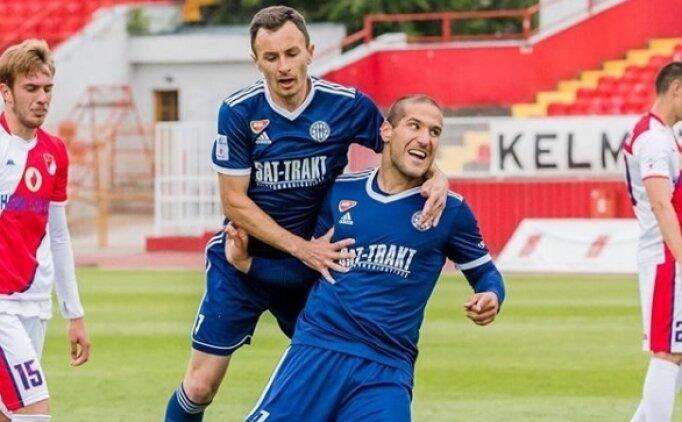 Beşiktaş yeni kralını Sırbistan'da buldu