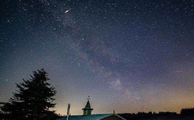 SON DAKİKA: Meteor Haberleri (Türkiye meteor düşme görüntüsü)
