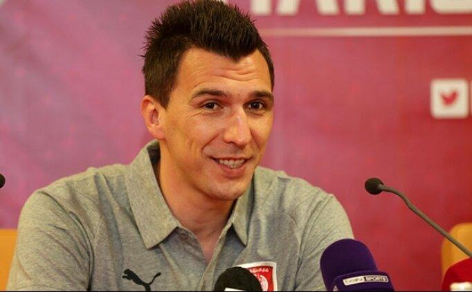 Mandzukic'in yeni takımını duyurdular!