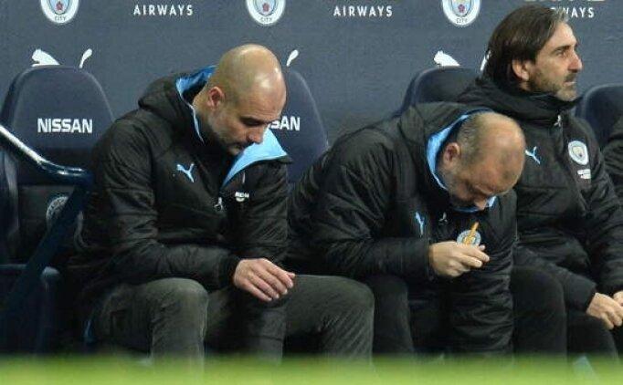 M.City tarihi cezayı futbolculara anlattı