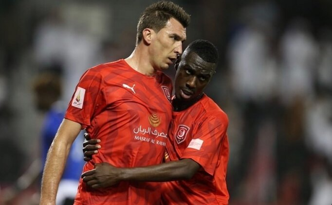 Beşiktaş'tan Mandzukic'e dev teklif