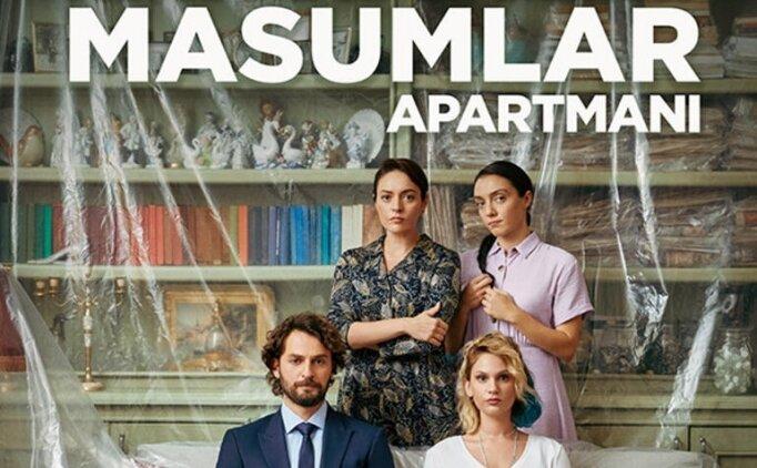 Masumlar Apartmanı 6. bölüm izle, Masumlar Apartmanı 20 Ekim Salı yeni bölüm