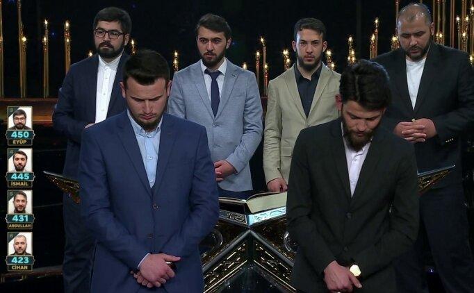 Kuran okuma yarışması birincisi Hüseyin Akbulut kim? Güzel Kuran okuma yarışması kim?